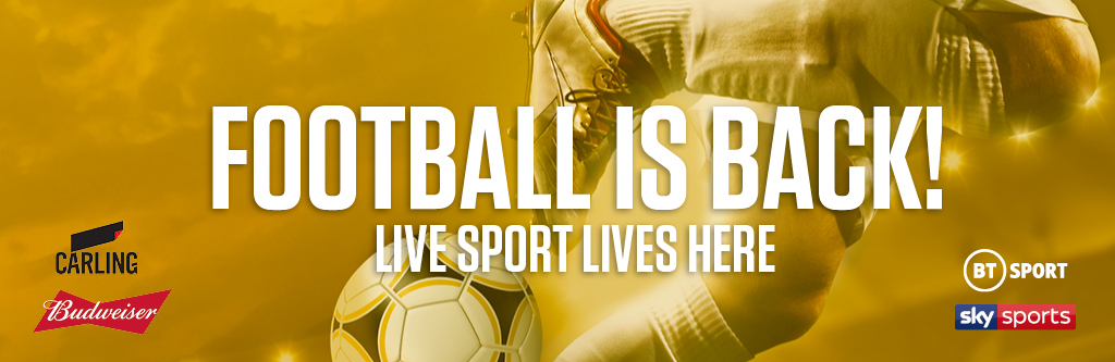 Watch live football at The Headingley Taps