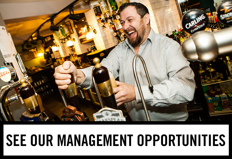 Management opportunities at The Headingley Taps