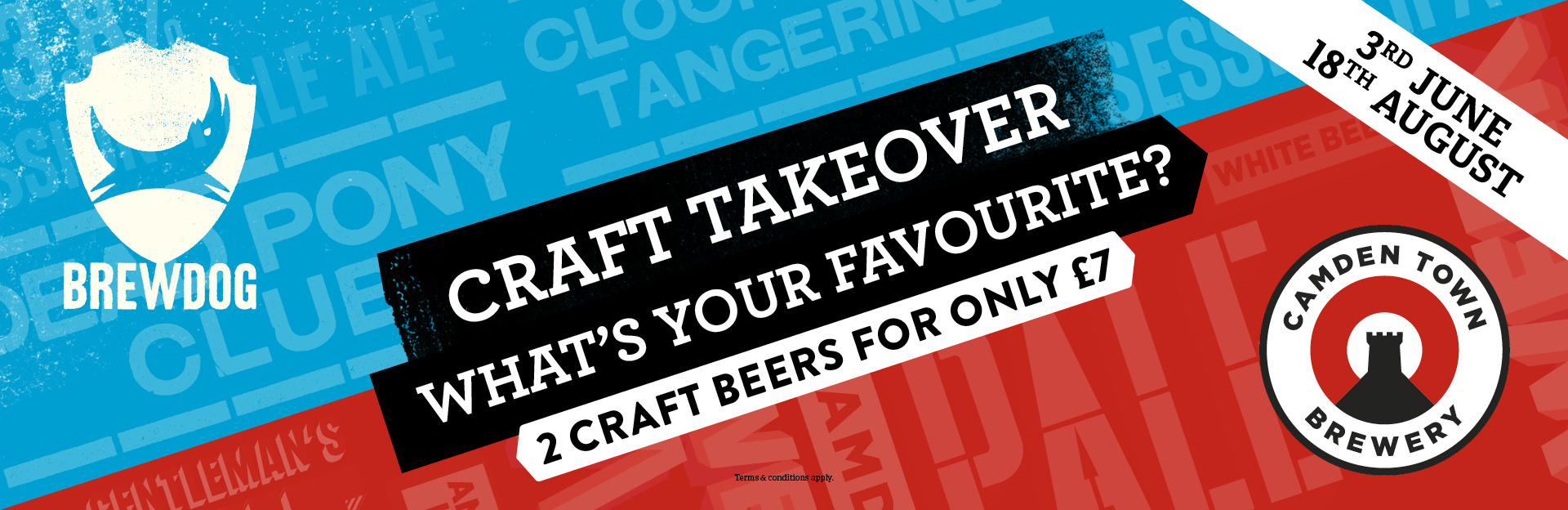 Craft Takeover at The Headingley Taps